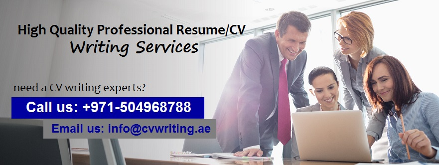 cv writing help, UAE