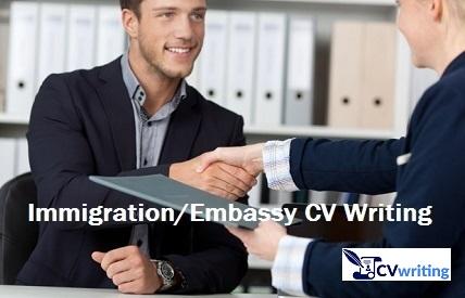 Immigration CV Writing Help in Dubai