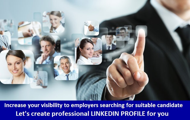 linkedin profile writing help dubai