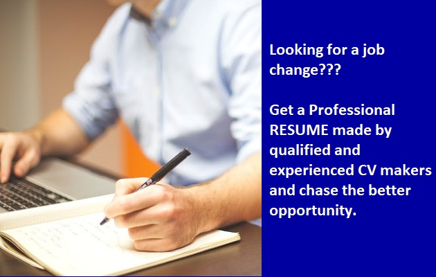 professional resume writing help dubai uae